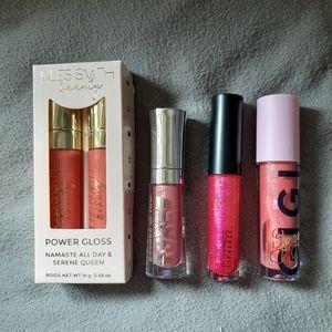 Pink Lipgloss bundle
